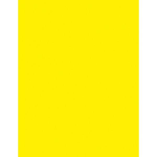 Pacon Kaleidoscope Colored Paper - Lemon Yellow