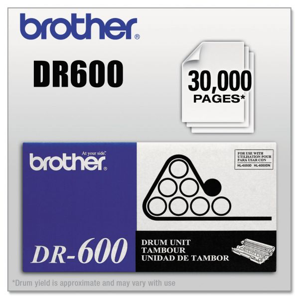 Brother DR600 Replacement Drum Unit