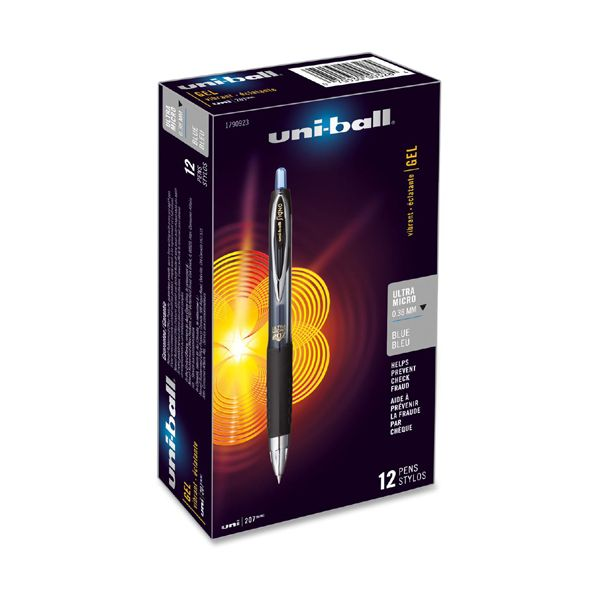 Uni-Ball Signo 207 Gel Pens