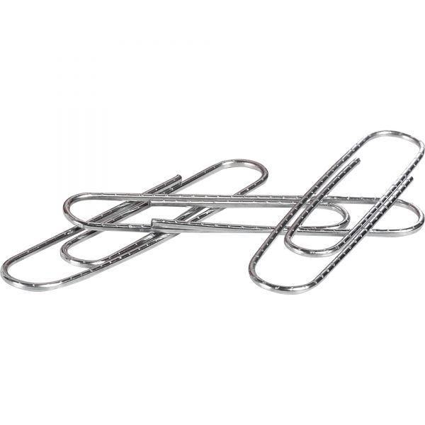 Acco Jumbo Non-Skid Paper Clips