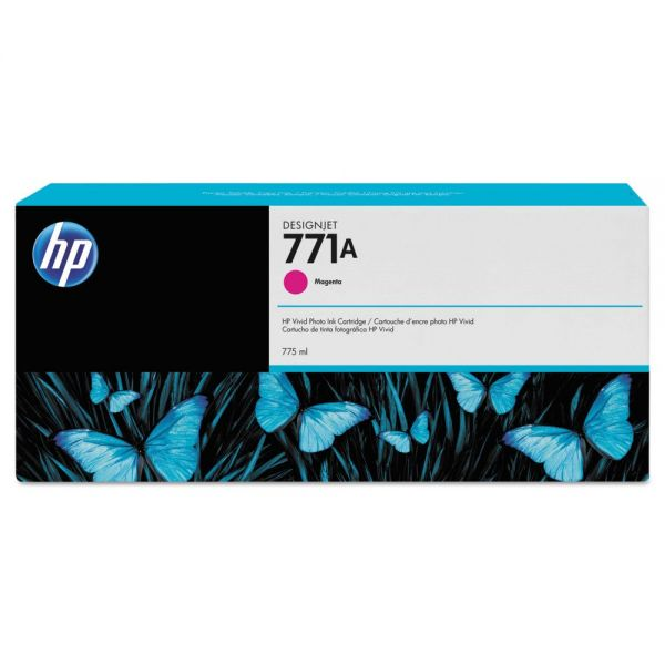 HP 771 Magenta Ink Cartridge (B6Y17A)
