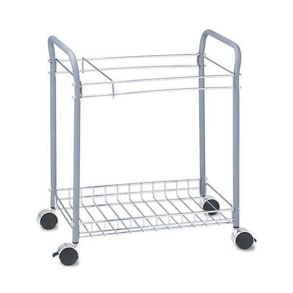 Safco Rolling Project File Cart