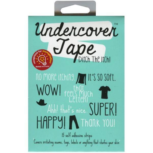 "Undercover Tape 1""X3"" 15/Pkg"
