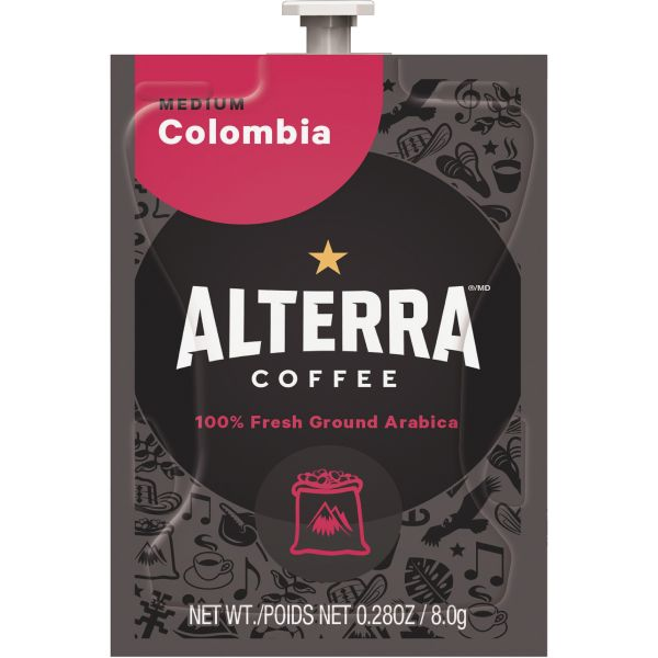 Alterra Roasters Colombia Coffee Freshpacks