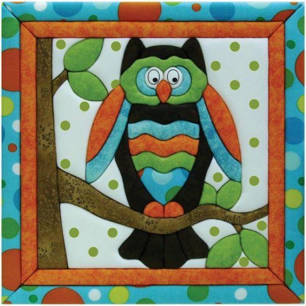 Owl Quilt Magic Kit
