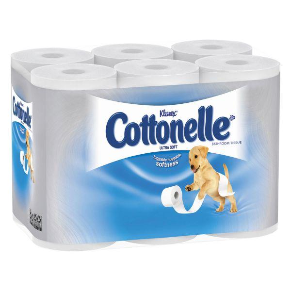 Cottonelle Ultra Soft Toilet Paper