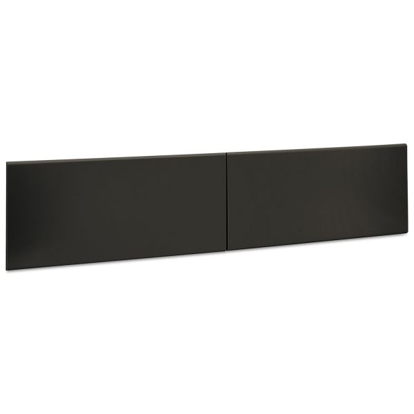 "HON 38000 Series Flipper Doors for 72"" Stack-On Storage"