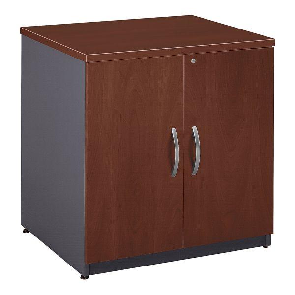 bbf By Bush Furniture Series C Two-Door Storage Cabinet