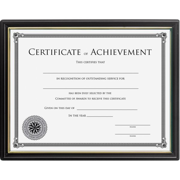 Lorell Picture/Certificate Frame