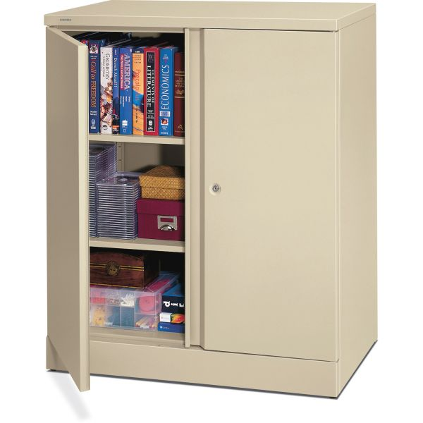 Basyx Easy-To-Assemble Storage Cabinet