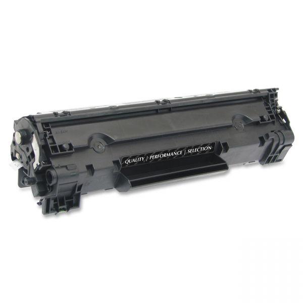 SKILCRAFT Remanufactured HP 78A Black Toner Cartridge