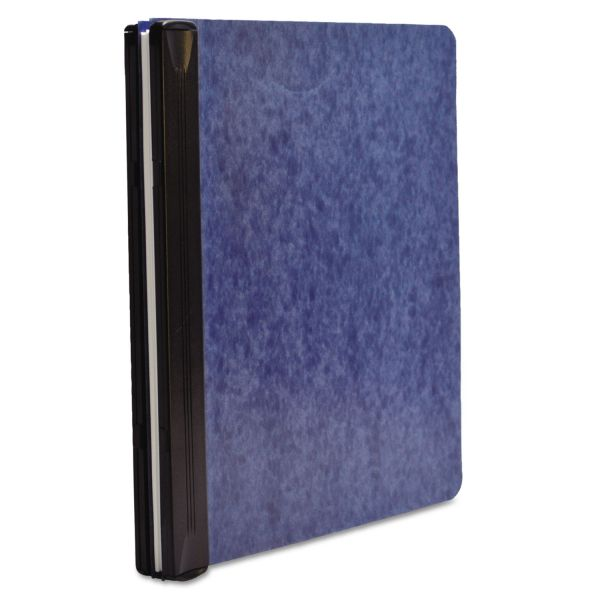 "ACCO Expandable Hanging Data Binder, 6"" Cap, Blue"
