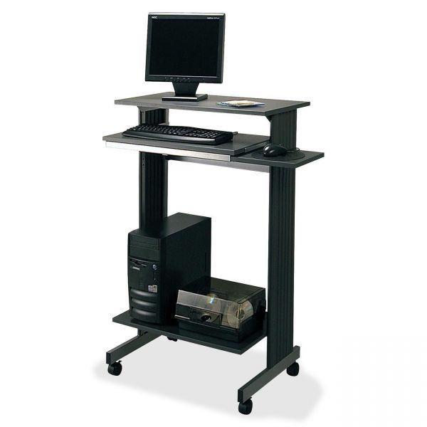 Buddy Euroflex Stand Up Height Fixed Workstation