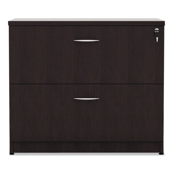 Alera Valencia Series 2-Drawer Lateral File