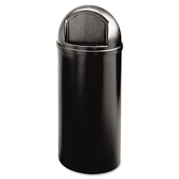 Rubbermaid Marshal Classic 15 Gallon Trash Can