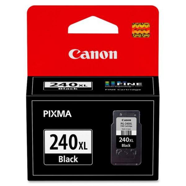 Canon PG-240XL Black High-Yield Ink Cartridge (5206B001)