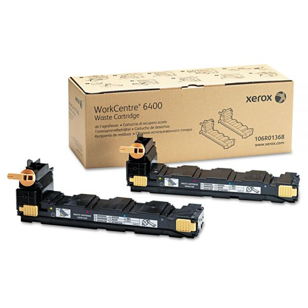 Xerox Waste Toner Cartridge for Xerox WorkCentre 6400, 44K Page Yield