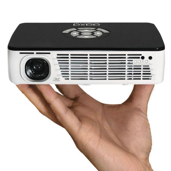 AAXA P300 Pico Projector, 400 Lumens, 1280 x 800 Pixels