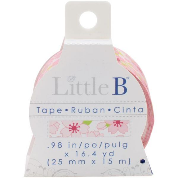 Little B Decorative Paper Tape