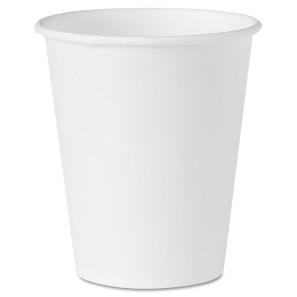 Solo 4 oz Paper Cold Cups