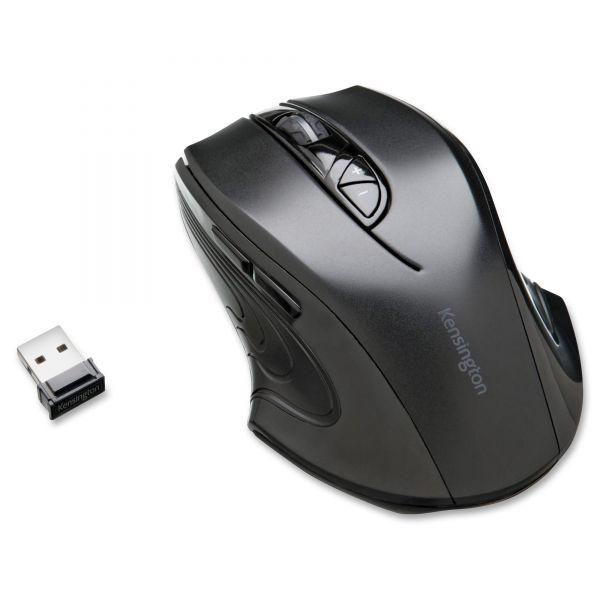 Kensington MP230L Performance Mouse, Left/Right, Black
