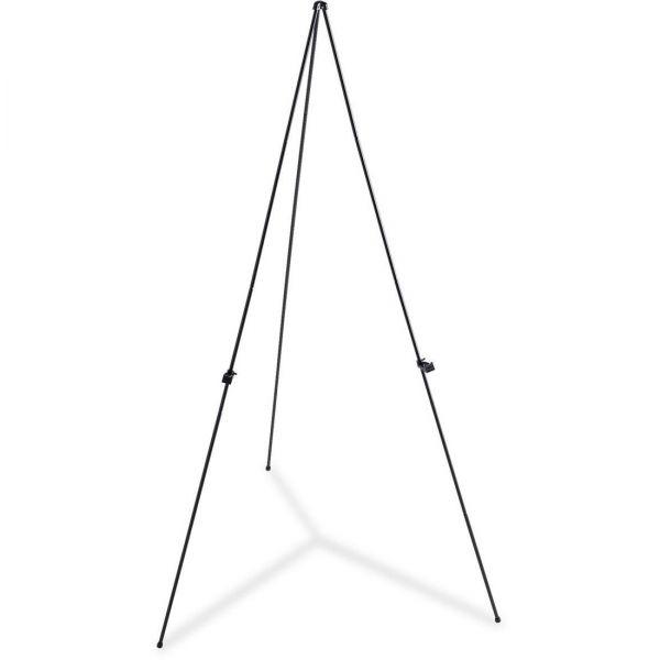 Lorell Adjustable Display Folding Tripod Easel