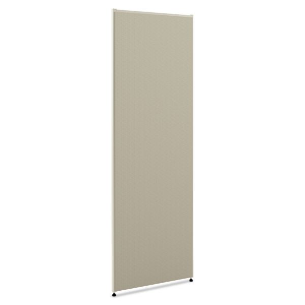 HON Versé Office Panel, 36w x 72h, Gray