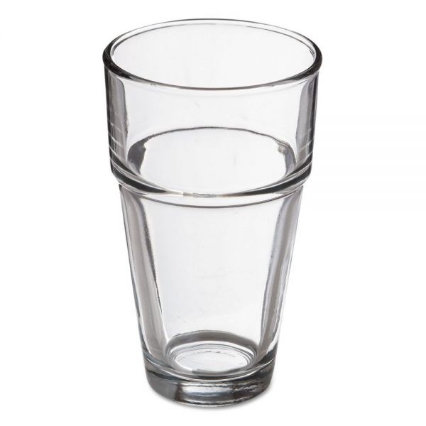 Anchor Stackables 16 oz Cooler Glasses