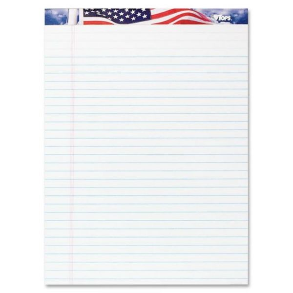 TOPS American Pride Letter-Size Legal Pads