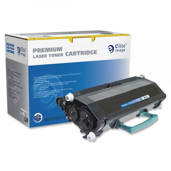 Elite Image Remanufactured Lexmark X264A11A Black Toner Cartridge