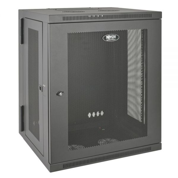 Tripp Lite 15U Wall Mount Rack Enclosure Server Cabinet