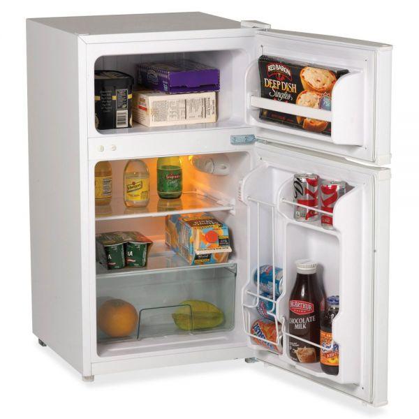 Avanti Model RA3106WT Two Door Counterhigh Refrigerator