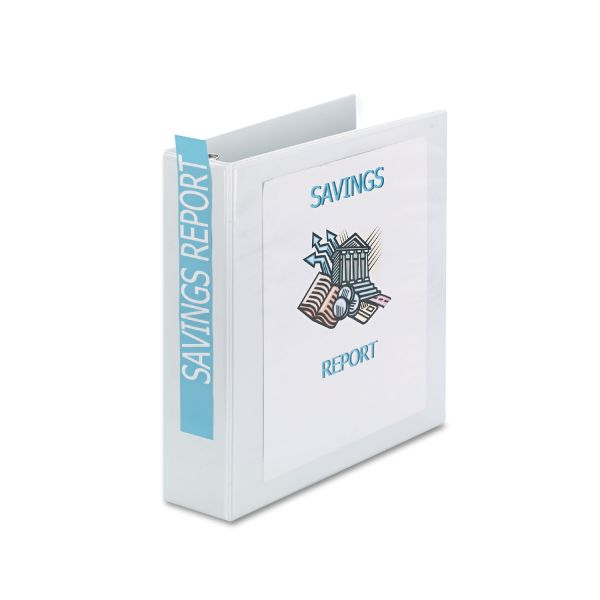 """Avery Showcase Reference 2"""" 3-Ring View Binder"""
