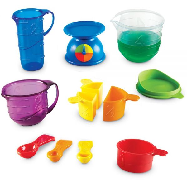 Learning Resources Primary Science Mix/Measure Set