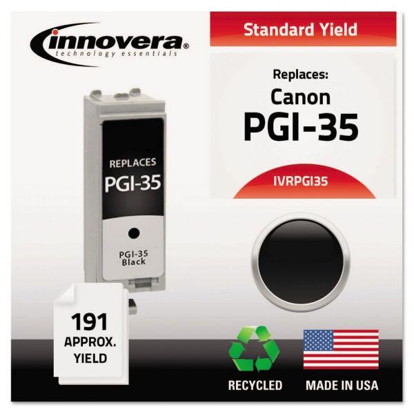 Innovera Remanufactured Canon PGI-35 Ink Cartridge