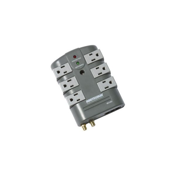 Minuteman MMS Series 6 Outlet Surge Suppressor