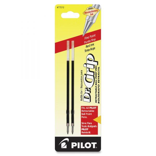 Pilot Dr Grip Retractable Ballpoint Pen Refills
