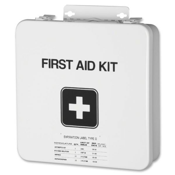 SKILCRAFT Deluxe Field First Aid Kit