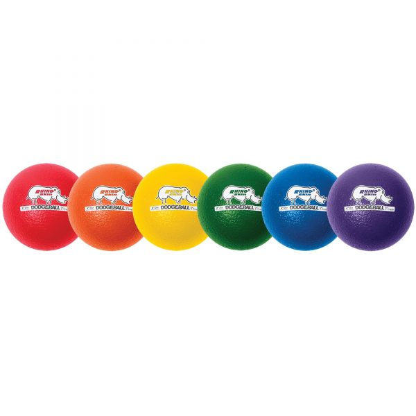 Champion Sports Dodge Ball Set