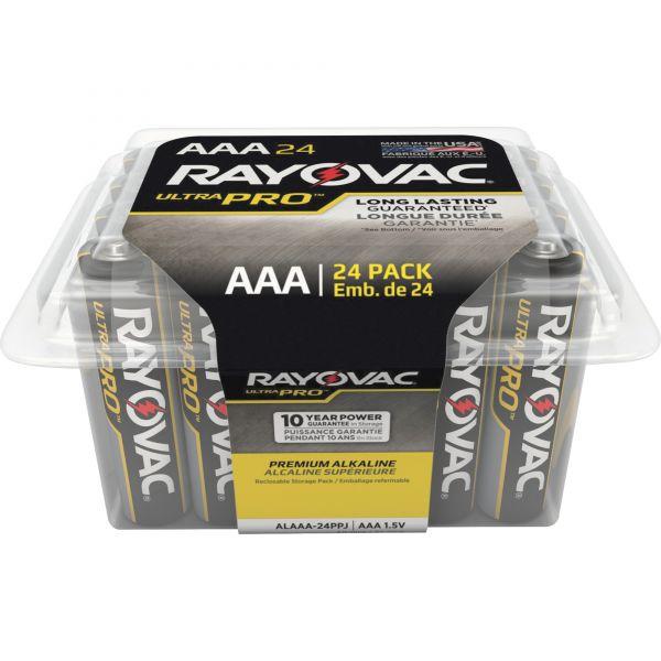 Rayovac Ultra Pro AAA Batteries