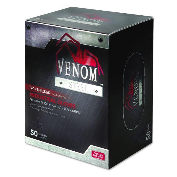 Venom Steel Industrial Nitrile Work Gloves
