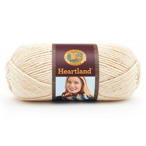 Lion Brand Heartland Yarn - Acadia
