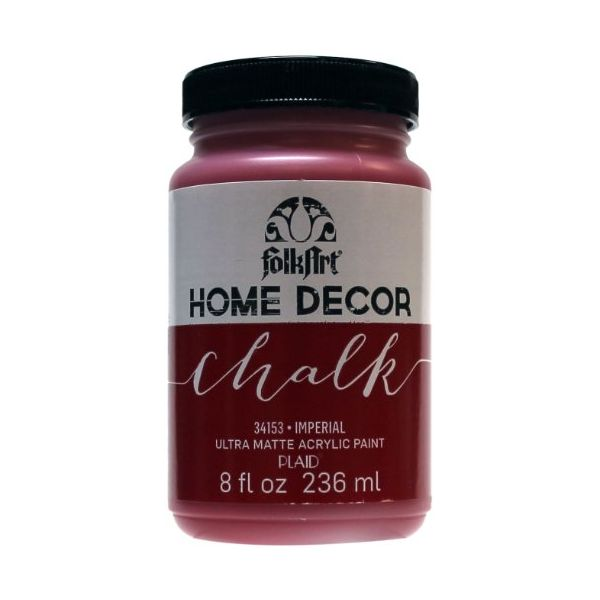 FolkArt Home Decor Imperial Chalk Paint
