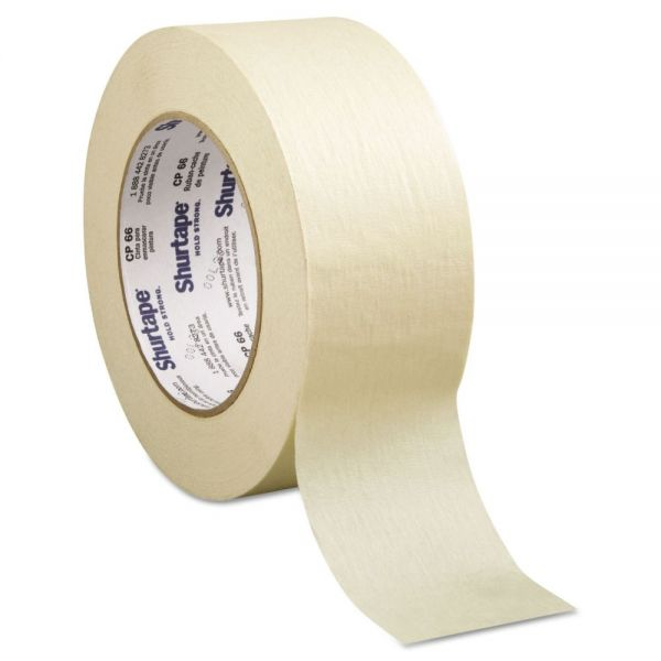 "Shurtape Contractor/Professional Grade 2"" Masking Tape"