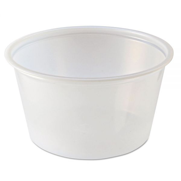 Fabri-Kal 4 oz Portion Cups