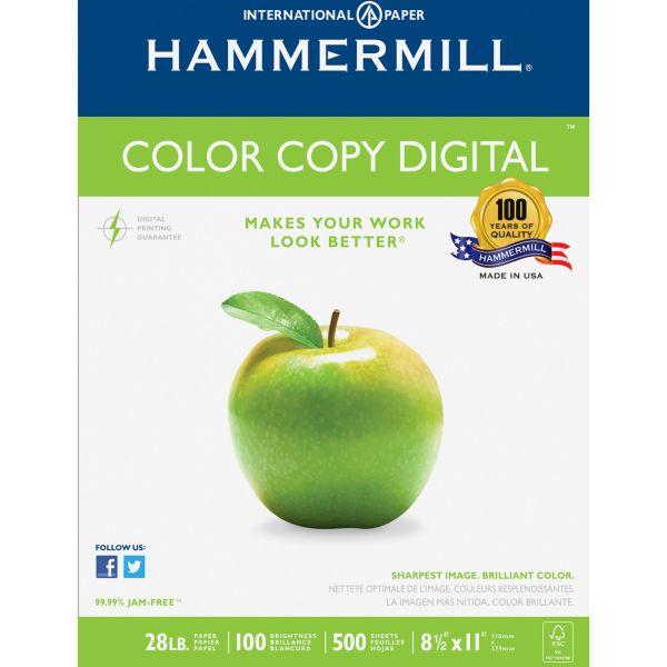 Hammermill Color Copy Digital Printer Paper