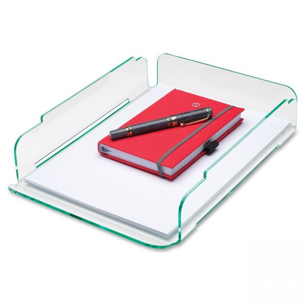 Lorell Single Stacking Letter Tray