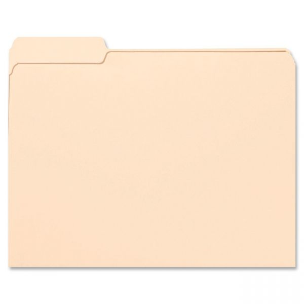 Nature Saver Manila File Folders