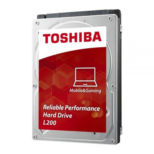 """Toshiba L200 500 GB 2.5"""" Internal Hard Drive"""