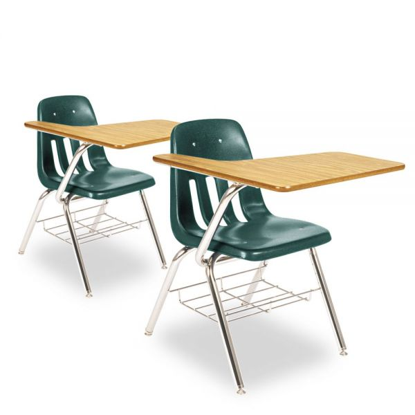 Virco 9700 Classic Series Chair Desks